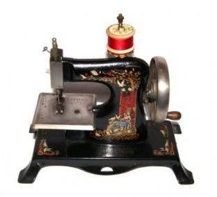 #77 Casige 50 Toy Sewing Machine